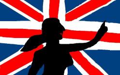 Britain did survive the Blitz.