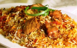 The Chicken Biryani