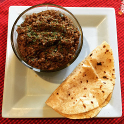 Ground Beef Curry: (Qeema Masala) Recipe