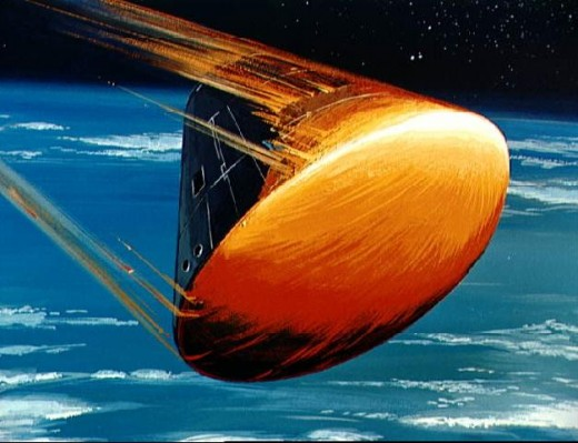 REENTRY COULD BE A PROBLEM