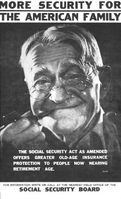 U.S. Politics: Social Security, Where's It Going?