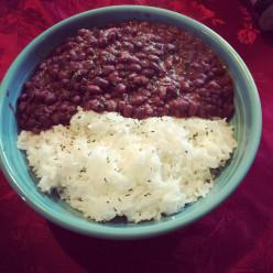 Red Beans Stew : Red Chori Masala