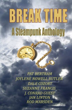 Break Time, a 2014 anthology dealing with time travel.