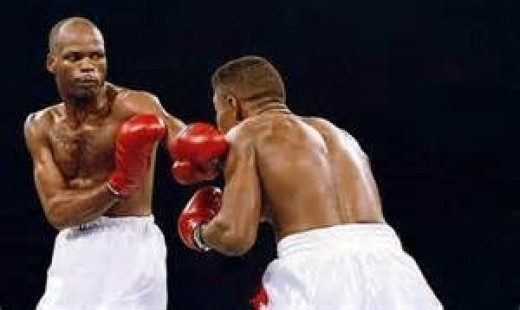 Maurice Blocker lost the welterweight title to Tito Trinidad by second round knockout in 1993.