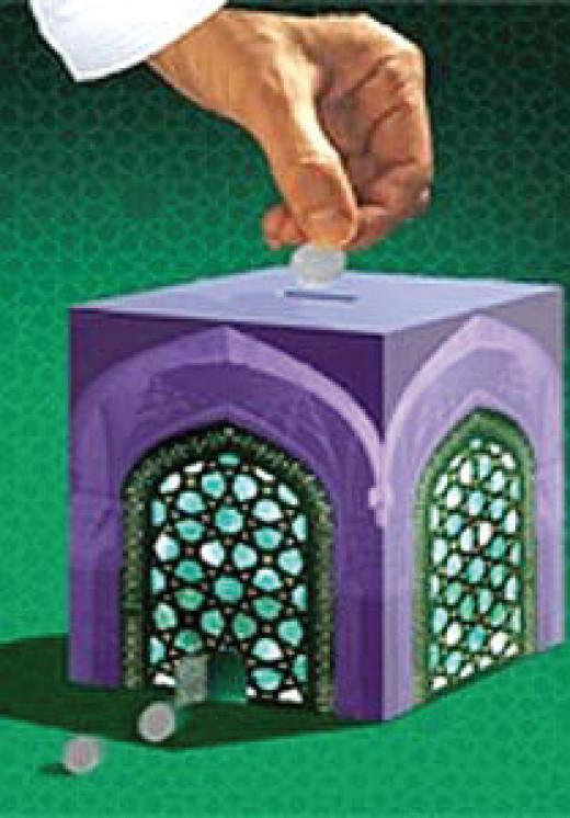 Islamic Banking follows the tenets of Islam.