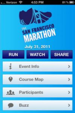 San Francisco Marathon App