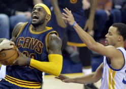 NBA Finals Update--June 15th, 2015