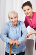 Interview with an Alzheimer's Caregiver