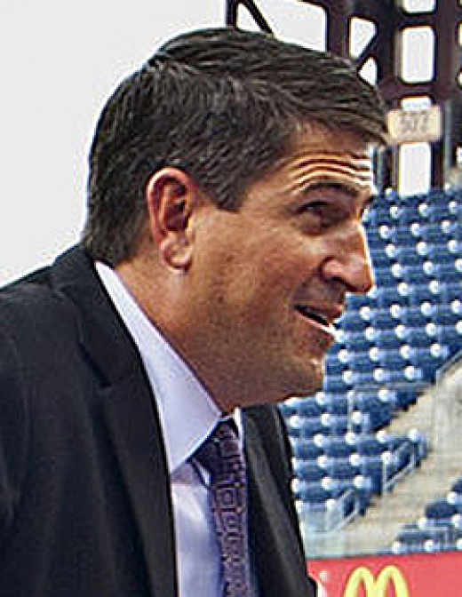 Keith Jones ended his career with the Flyers.  He is currently their color commentator.  Jones also played for the Washington Capitals and the Colorado Avalanche.