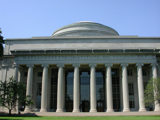 There are numerous colleges and universities that offer programs in meteorology, such as the Massachusetts Institute of Technology (MIT).