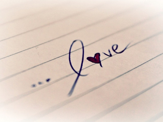 Love is all encompassing