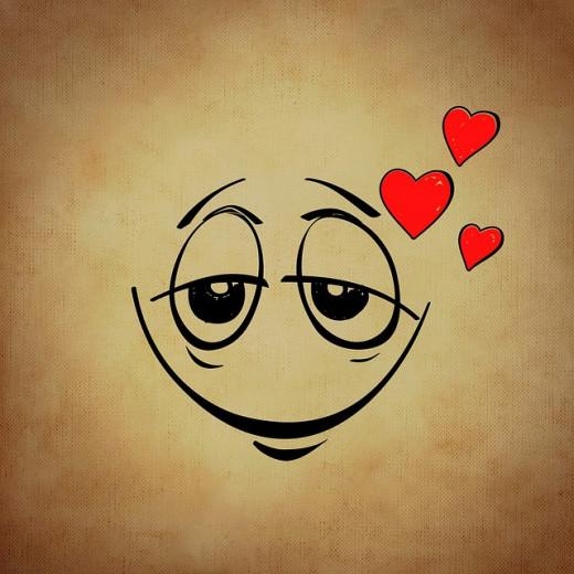 Love can make you goofy