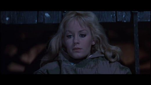 Mary Ure In The Movie