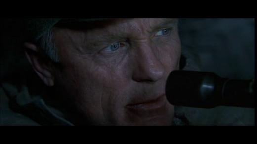 Ed Harris as German Sniper Konig