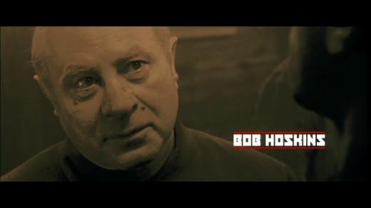 Bob Hoskins as Nikita Khrushchev
