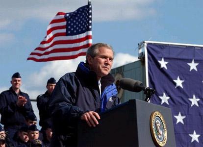 President at Port Charleston