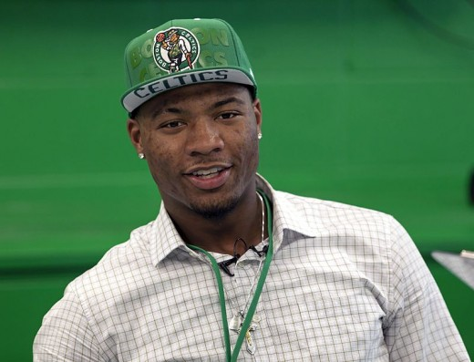 Marcus Smart future of the Boston Celtics?
