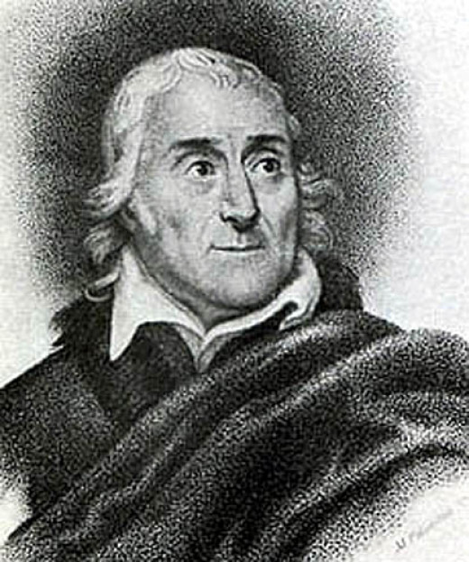 Portrait of Lorenzo da Ponte