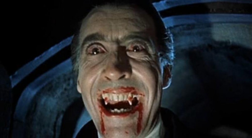 "Screenshot from ""Internet Archive"" of the movie Dracula (1958)"