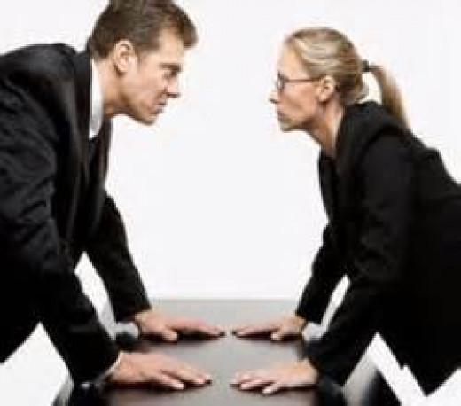 A Bad Behavior Brought Poor Management