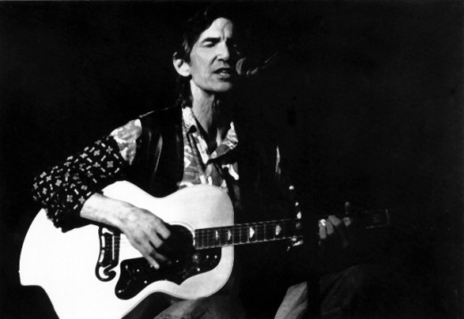Townes Van Zandt was influenced by Hank Williams (they died on the same day 44 years apart), Bob Dylan, Muddy Waters, Roy Acuff, Lefty Frizzell, and Lightin' Hopkins.