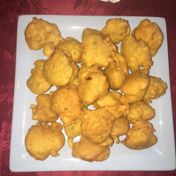 Easy Gluten Free Plain Pakora Recipe