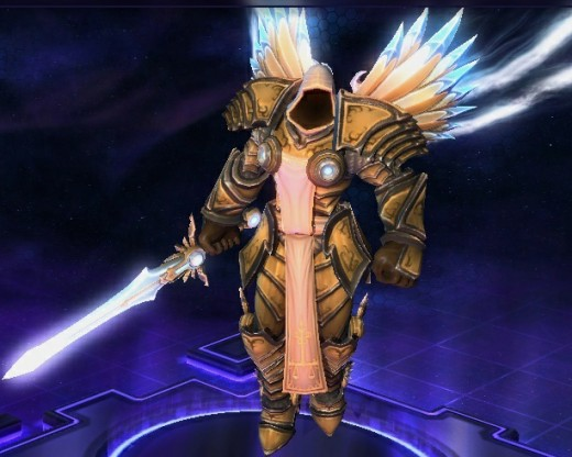 Tyrael, Archangel of Justice