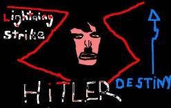 Hitler relied on propaganda.