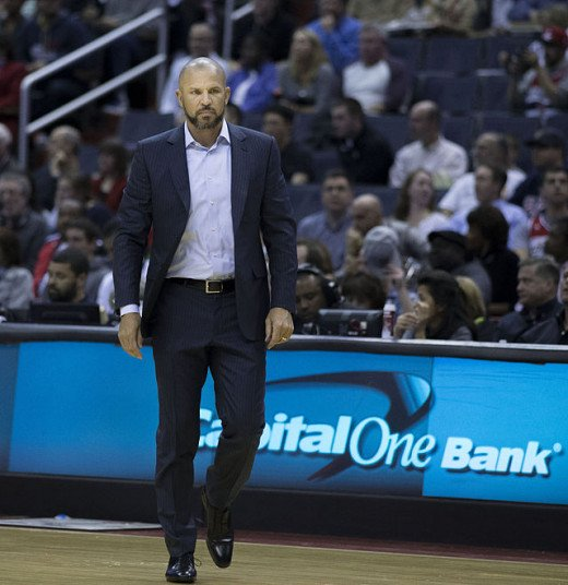Jason Kidd was a big reason for the Bucks turnaround from laughing stock to feisty playoff team.