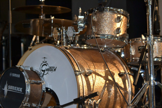 Drums are the basic foundation instrument of all the percussion musical instruments.