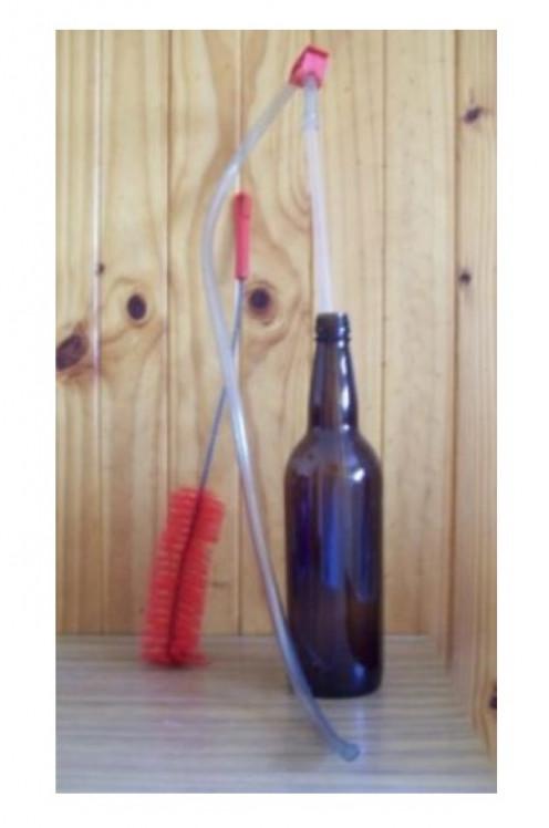 Syphon, Brush & Bottle.