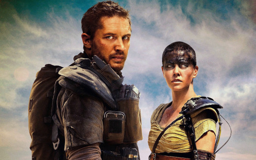 Mad Max and Imperiosa Furiosa struggle to survive in a savage, new world.