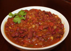 Rajma - A Red Kidney Beans Curry