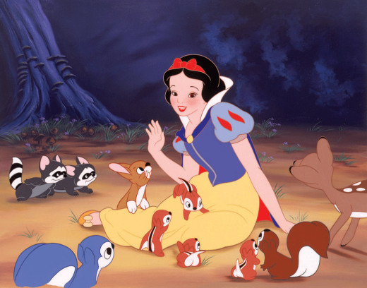 Snow White has never heard of Rabies