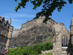 Two Days in Edinburgh, Scotland