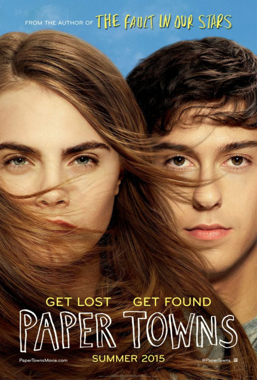 The upcoming film will feature Nat Wolff as Quentin and Cara Delevingne as Margo.