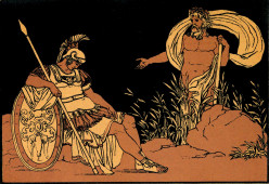 Aeneas' Transformation Comes from Break-Up