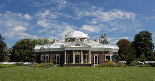 Monticello west side