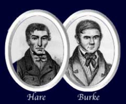 Burke and Hare - the Bodies in the Bag