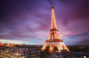 Does visiting Paris, France interest you?