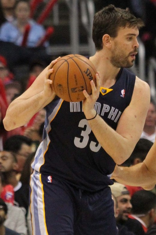 Marc Gasol loves the city of Memphis, but is that enough for him to want to re-sign with the Grizz?