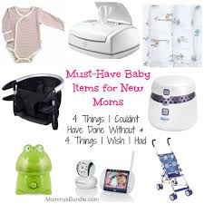 Make sure that you buy only what you need for baby