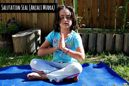 Salutation Seal (Anjali Mudra) opens your mind and heart to calmness and knowledge by eliminating all types of confusion and stress.- Meg McElwee