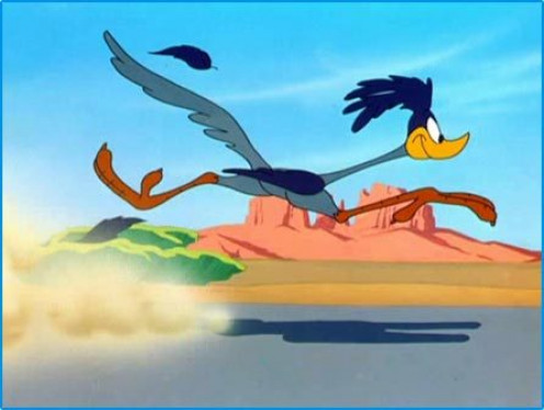 Girls hate being kissed and then left by the guy as if he were The Road Runner.
