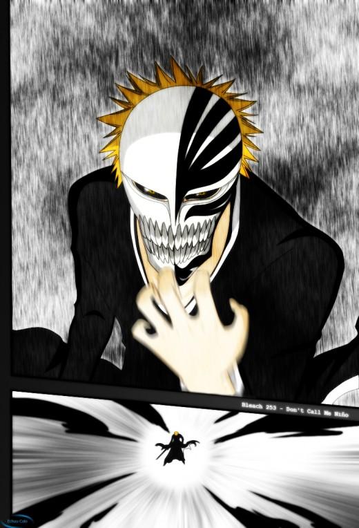 Bleach vizard history characters and abilities - Ichigo vizard mask ...