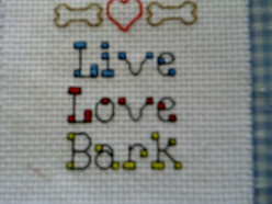 Cross Stitch Patterns For Pet Ornaments