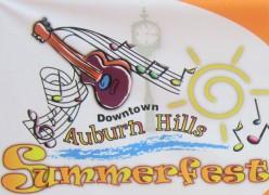 Auburn Hills' Summerfest