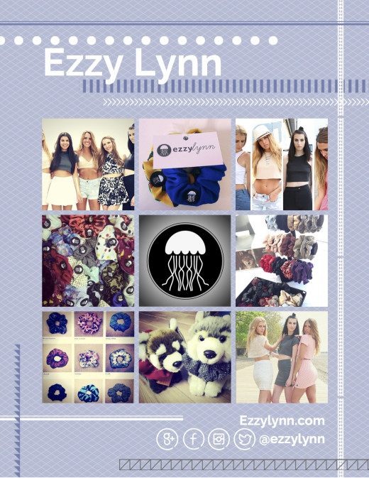 Photos from @ezzylynn Instagram, compiled by Joanna Lupker