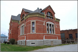 Crawfordsville rotary jail