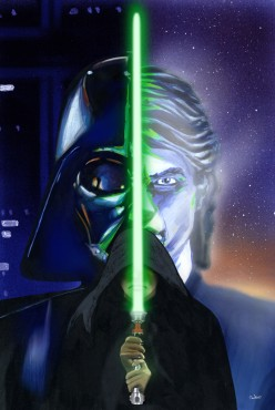 These Are the Beginning of Lethal Tidings From Master Luke Sky-Walker: The Jedi, Forth-With, Will Again Be Feared!
